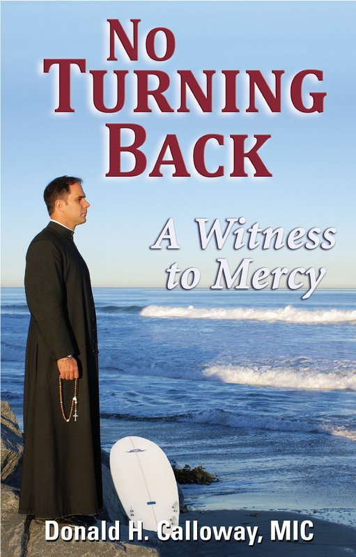 An image of the cover of Fr. Donald Calloway's first book